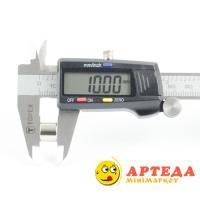 Магнит диск D 12х10 мм