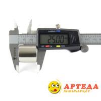 Магнит диск D 25х25 мм