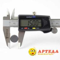 Феритовий магніт D15-3 мм